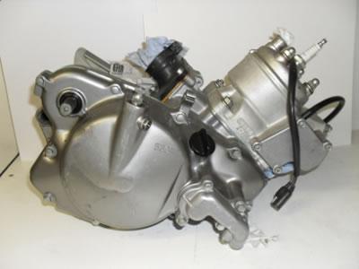 Suzuki blok RM 85 2004